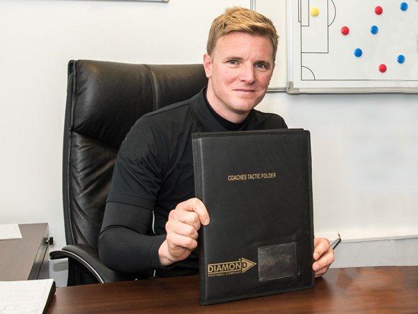 Coaches Tactic Folder | Diamond Soccer Tactical Equipment