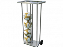 Carry cart for either training soccer-balls or match day balls