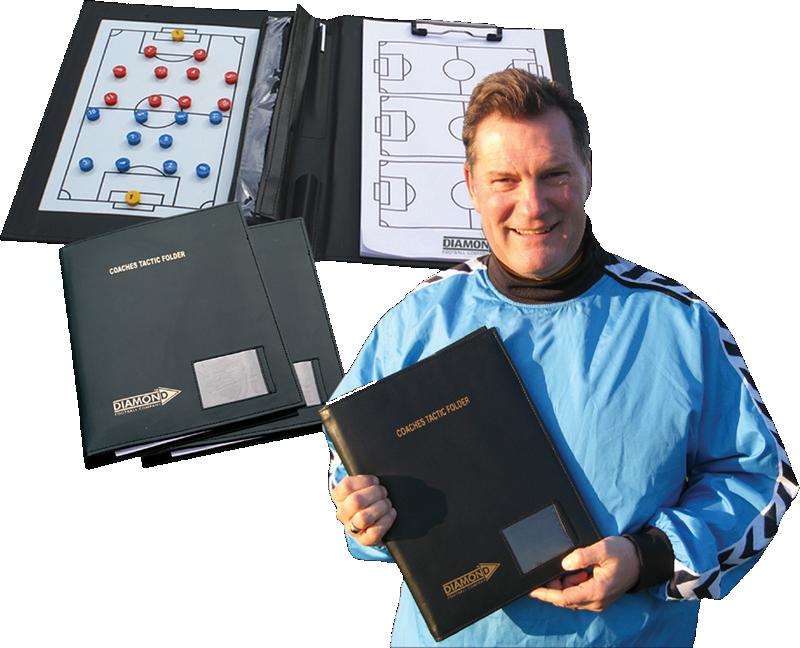 Coaches equipment