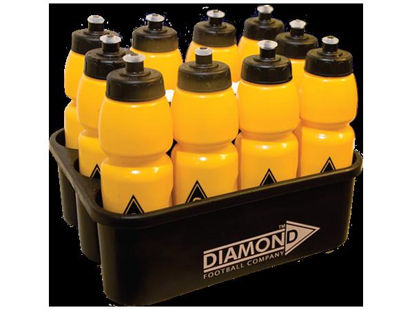 10 Bottle Cage Set ideal for 11-a-side teams
