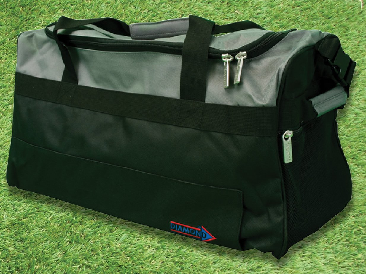 Diamond managers bag can be used for linesman flags, valuables etc