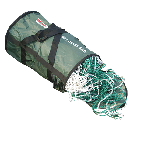 Strong carry bag for goal nets
