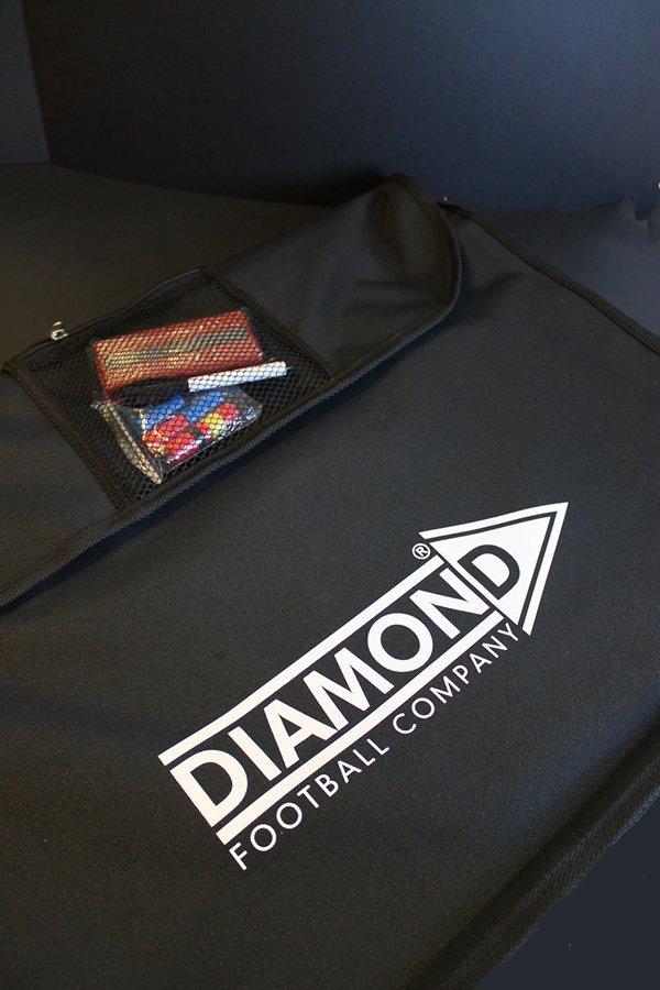 *BRAND NEW* DIAMOND FOOTBALL COMPANY MANAGERS FOLDER