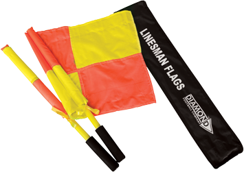 linesmen flags