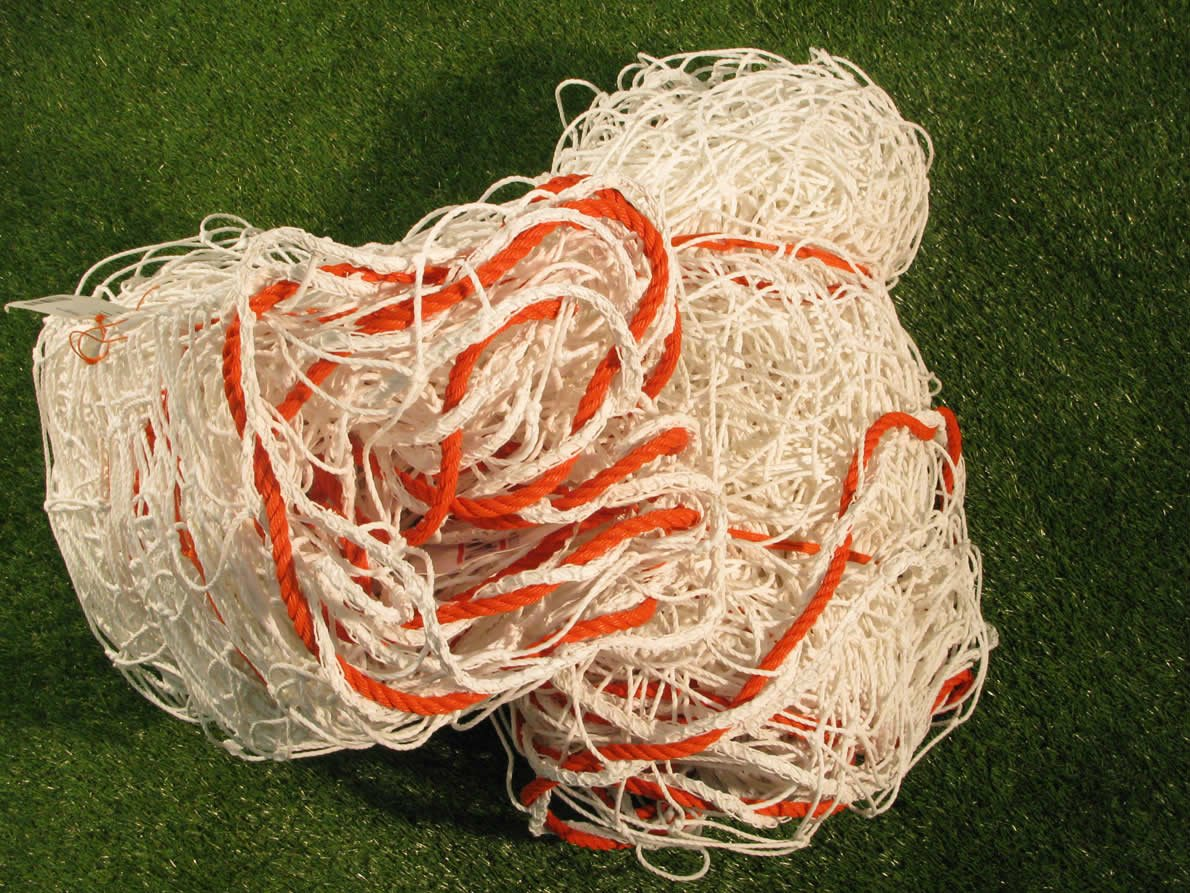 Pair of Soccer Goal Nets from Diamond - Club Net