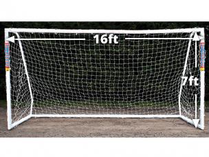 16 x 7 soccer goal