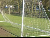 Goal nets set to an international standard