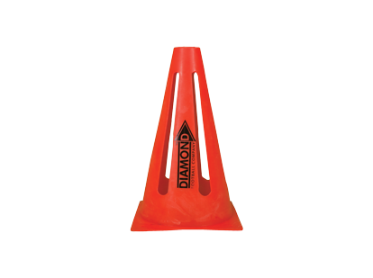 9 inch safety traffic cone