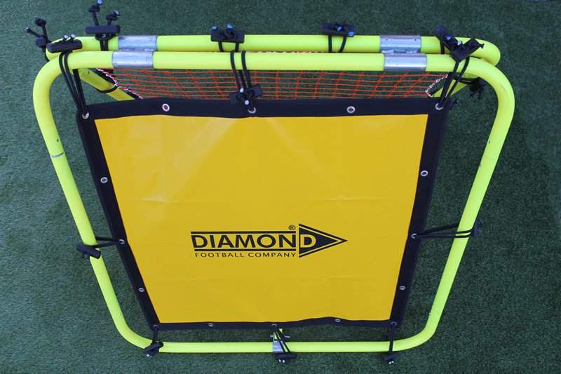 dual sided rebounder