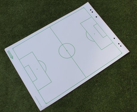 Full Two Sided Soccer Tactics Flipchart